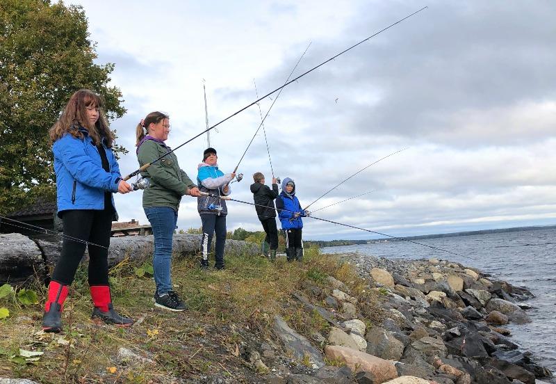 Sportfiskarna kommenterar budgetpropositionen