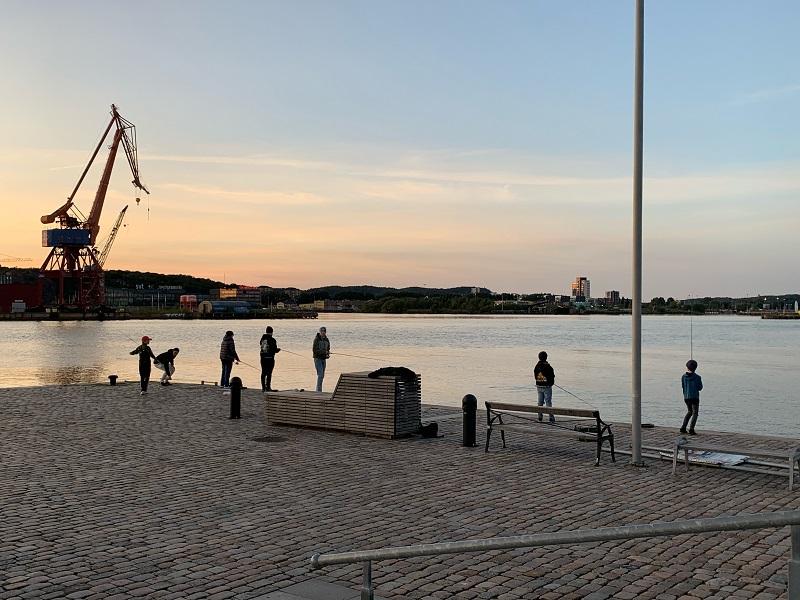 Sportfiskarnas street- och tjejfisken i Göteborg rullar på – häng med!