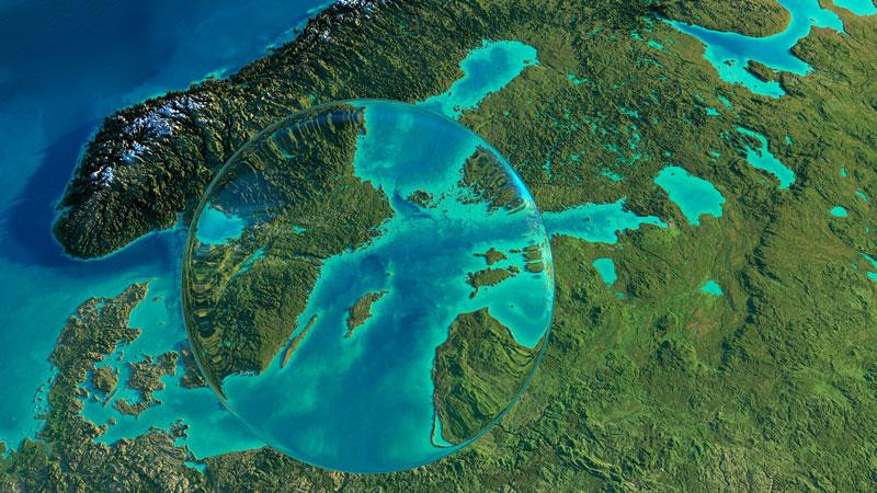 En ny stor östersjöstiftelse börjar sitt arbete