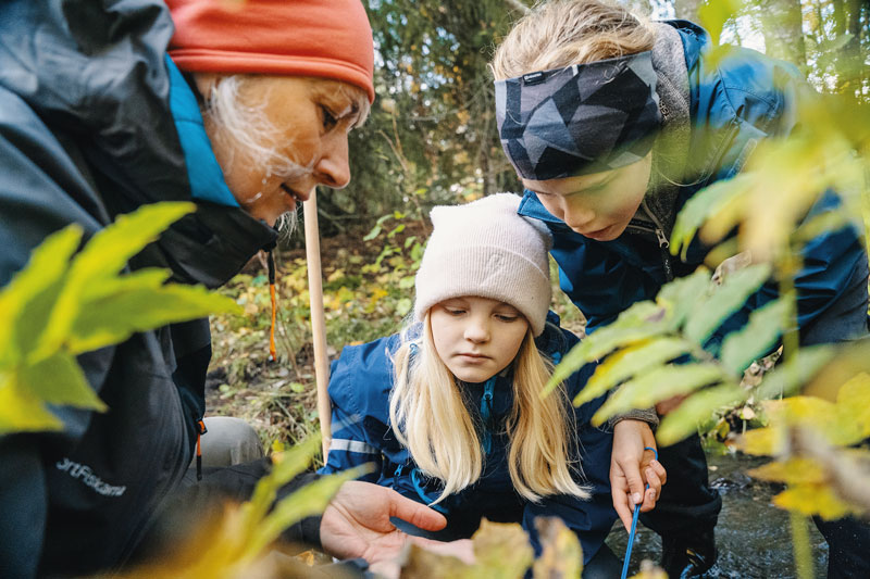 Fortsatt fullt med Skolbäcksaktivitet i Jämtland