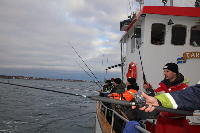 Lax, torsk och strömming på agendan när Sportfiskarna träffade Näringsdepartementet