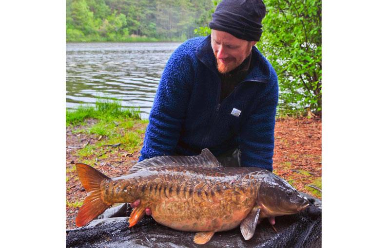 Sportfiskarna står upp för karpmete i remissvar