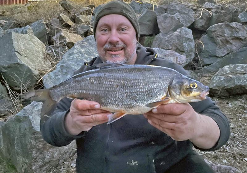 Nytt sportfiskerekord på vimma