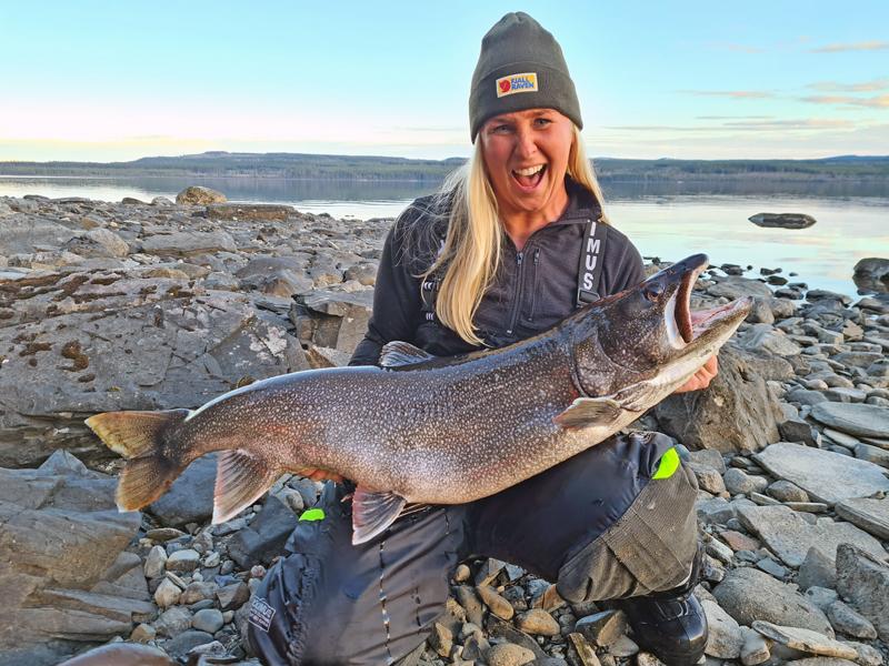 Svenska sportfiskerekord på braxen och kanadaröding