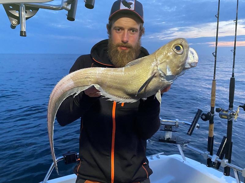 Nya svenska sportfiskerekord – tre gånger om