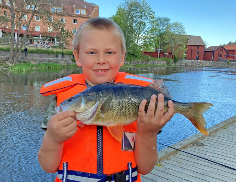 Välkomna på sommarlovsfiske i Nyköping