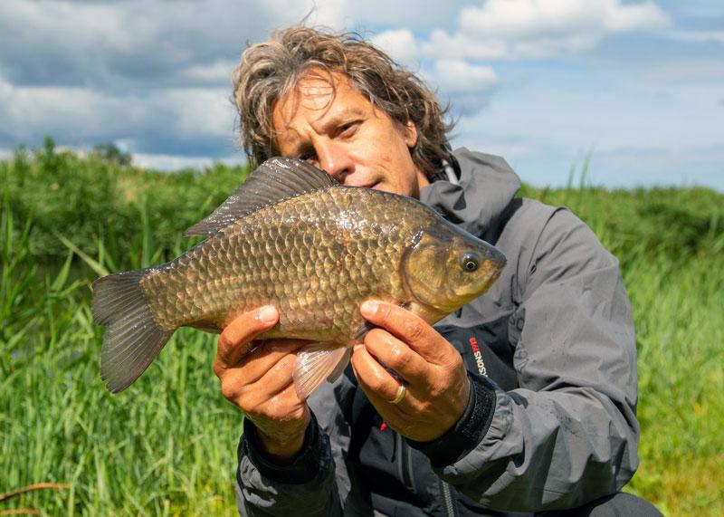 Silverrudan - ny art i storfiskregistret -detta gäller för anmälan