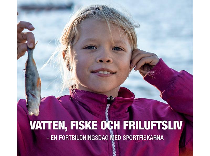 Välkomna på fortbildning med Sportfiskarna på Gotland 8 oktober