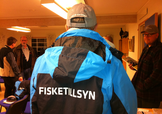 Fisketillsynen organiseras upp
