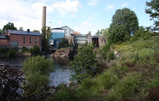 Snart byggstart för omlöpet i Säveån