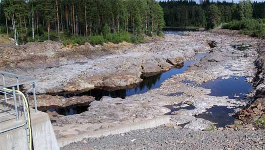Sportfiskarnas synpunkter på Vattenverksamhetsutredningen
