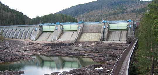 Vattenkraften utreds
