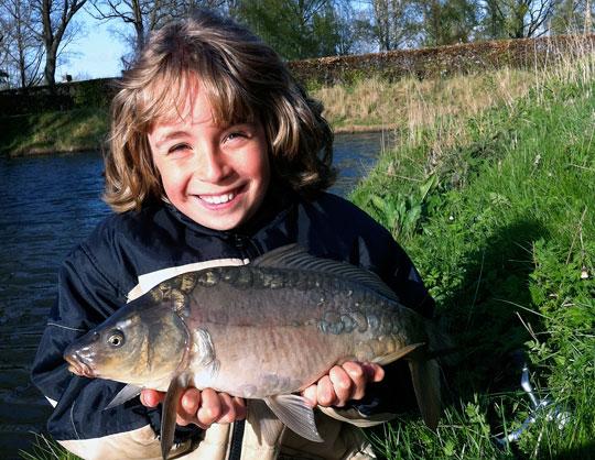 Framtidens Sportfiskare: Mert slår till igen!