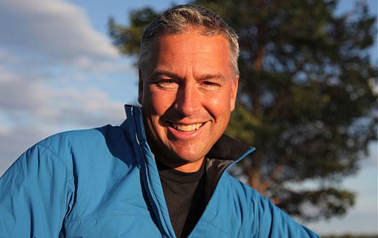 Pär Lindberg ska lyfta Sportfiskarna