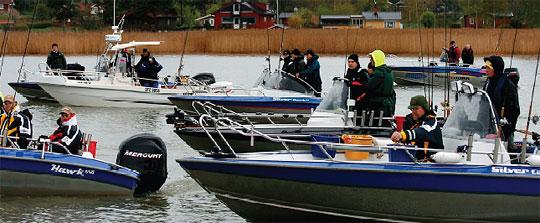 Sveriges bästa gäddfiskare utses på lördag